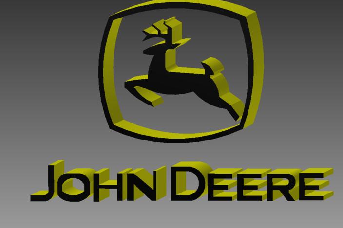 John deere clip art  Etsy