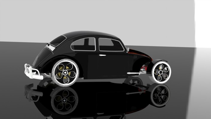 Socalook VW beetle