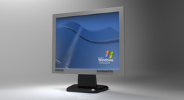 Lcd Screen Samsung Syncmaster 913v