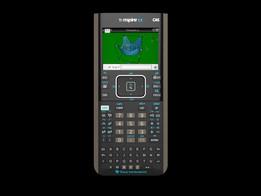 TI Nspire CX CAS Calculator