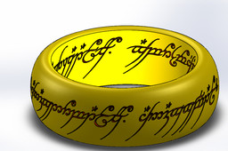 Lord of the Rings, One Ring