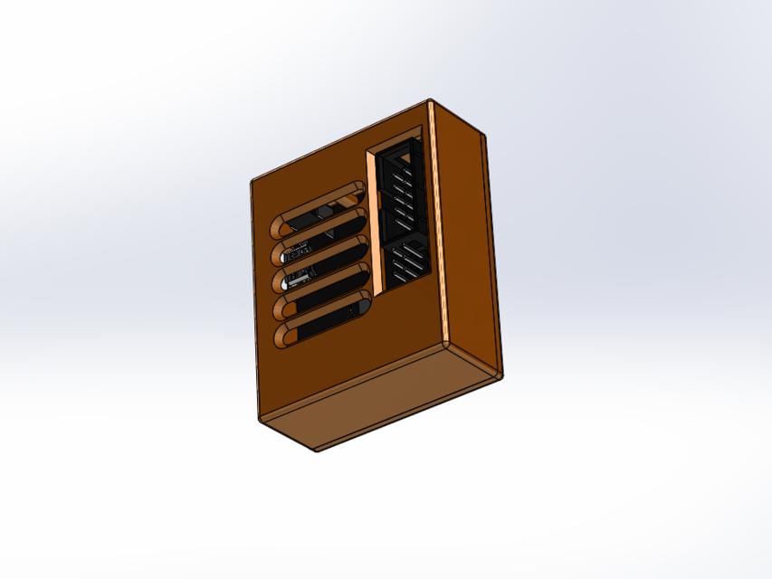 Pixy 2 Case | 3D CAD Model Library | GrabCAD