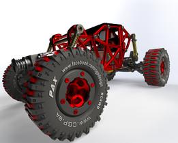 SOLIDWORKS, buggy - Most downloaded models | 3D CAD Model