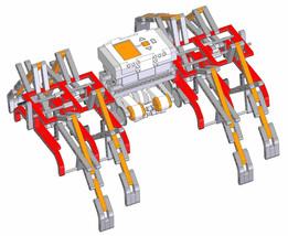 NXT Spider Robot