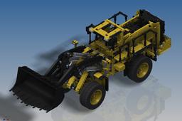LEGO Technic - VOLVO L350F Wheel Load (42030)