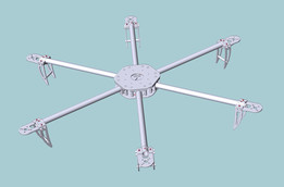 Hobbyking Turnigy Talon Hexacopter frame