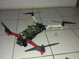 OV3RQUAD DIY FPV