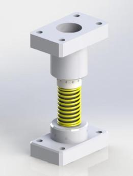 Holder guide pillar sets - MYA20-120