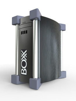 BOXX - PC CONCEPT - X-TOP  - By Andrew Coyne