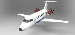Indian Aircraft - Saras (NAL)