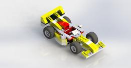 Lego Super Racer
