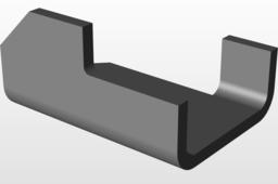 Black Cane Engineering Technology_CVS + Battery box support_Hollow Rectangular