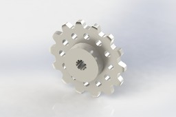 Request: Sprocket design for ansi 25 chain
