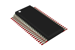 TSSOP 44 Pin (Thin Shrink Small Outline)