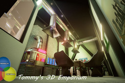 Tommy's 3D Emporium (or: How I learned to import Solidworks 3D models into the Unreal Engine (or: Demo Reel 2015 by Tommy Mueller))