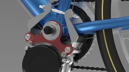 sunstar ibike motor fixture (v4)