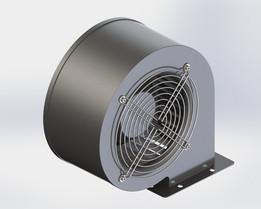 blower fan - Recent models | 3D CAD Model Collection | GrabCAD