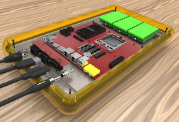 slim mini ITX portable tablet for hobbyist