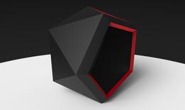 Speaker - Platonic solid