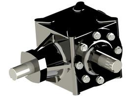 Cabezal Praire serie 900 1:3 180 HP.