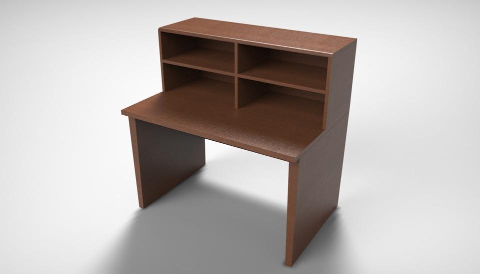 3d book model shelves
