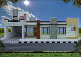 Residence at Jammu