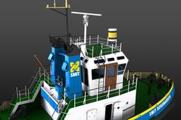 Virtual Shipyard: SMIT Denemarken Tug - update3
