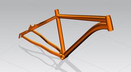 """29"""" Hard Tail MTB frame"""