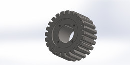 Spur gear 24 teeth