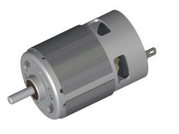 750-755 DC Motor