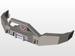 bumper - Recent models | 3D CAD Model Collection | GrabCAD
