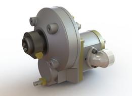 Bomba Hidráulica 32cm³ Com Multiplicador 3:1