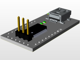 stm32 - Recent models | 3D CAD Model Collection | GrabCAD