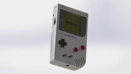 Retro Nintendo GAMEBOY