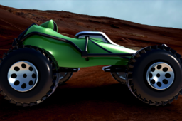 Green Machine ORV