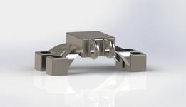 GE jet engine bracket challenge