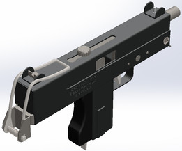 [CRD] MAC-11 Inspired SMG, 9mm