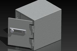 Yale Personal Safe - Silver