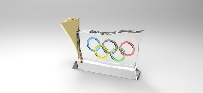 Olympic pen holder (NX8.0)