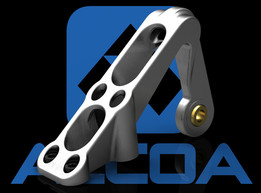 Alcoa Bearing Bracket 3