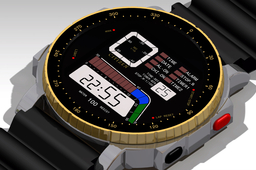RELÓGIO CITIZEN WINDSURFING /  WATCH CITIZEN WINDSURFING