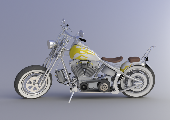 Bobber Bike-1