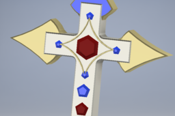 Unique Cross Design