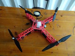 Transforming Quadcopter - 3D Printed
