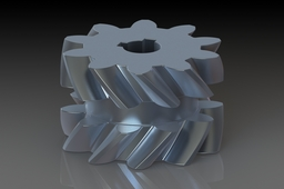 Request: Double Helical Gear