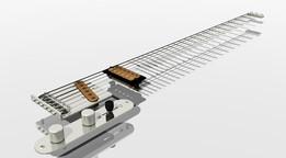 Flying Air Guitar