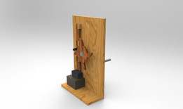 Automatic Gravity Hammer
