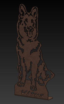 Dog Vitis