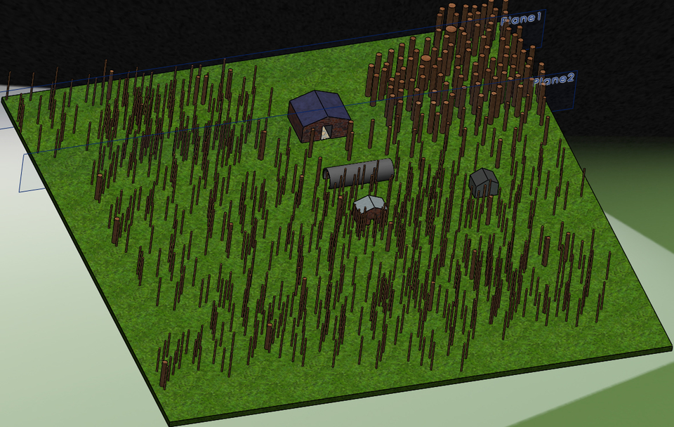 Personal Slender Map | 3D CAD Model Liry | GrabCAD on scp containment breach map, dayz world map, planetside 2 map, dark map, hourglass map, neverwinter nights map, fit map, slenderman map, cry of fear map,