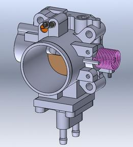 throttle - Recent models | 3D CAD Model Collection | GrabCAD